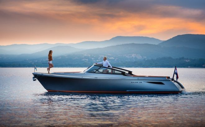212 yachts, tender charter