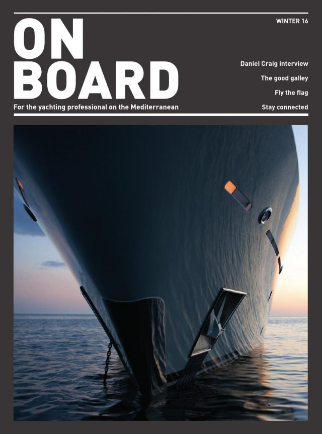 Your one stop shop, Onboard Magazine, Winter 2016